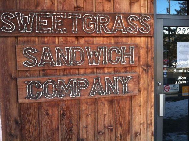 Sweetgrass Restaurant Chicago