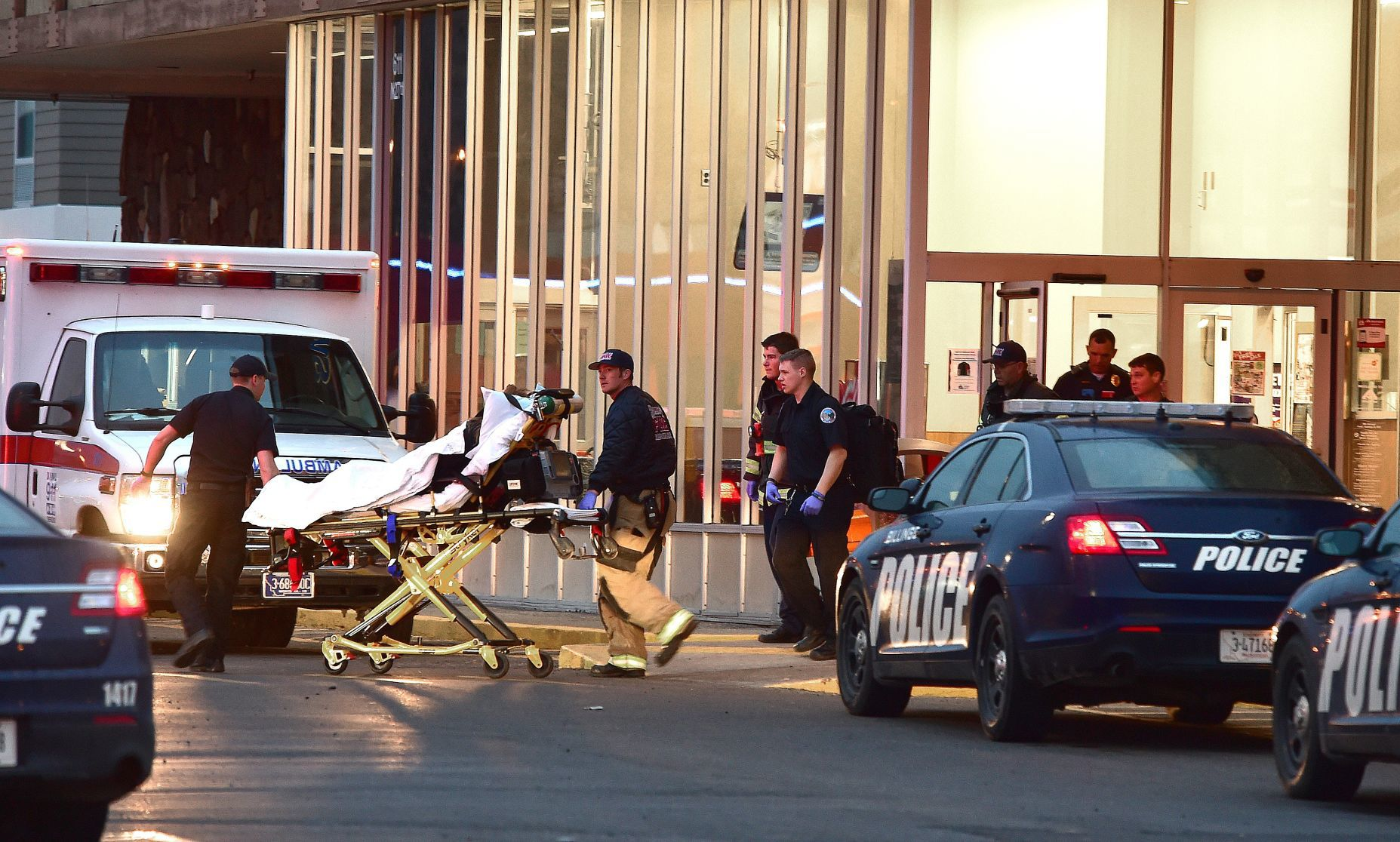 Woman stabbed while shopping at downtown Billings grocery store | Billings Gazette