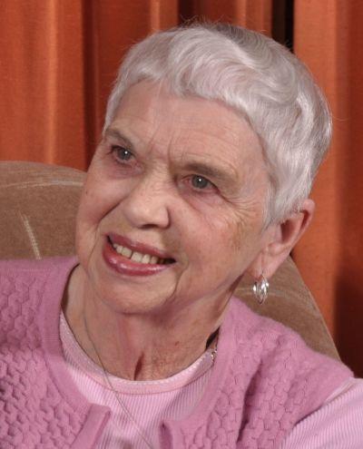 Margaret Arline Rogers
