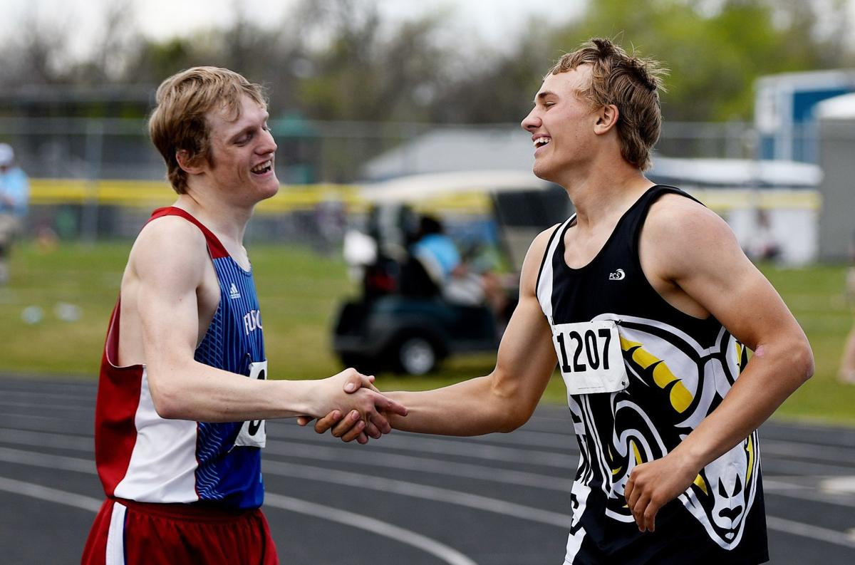 2019 MHSA A/C State Track and Field Meet