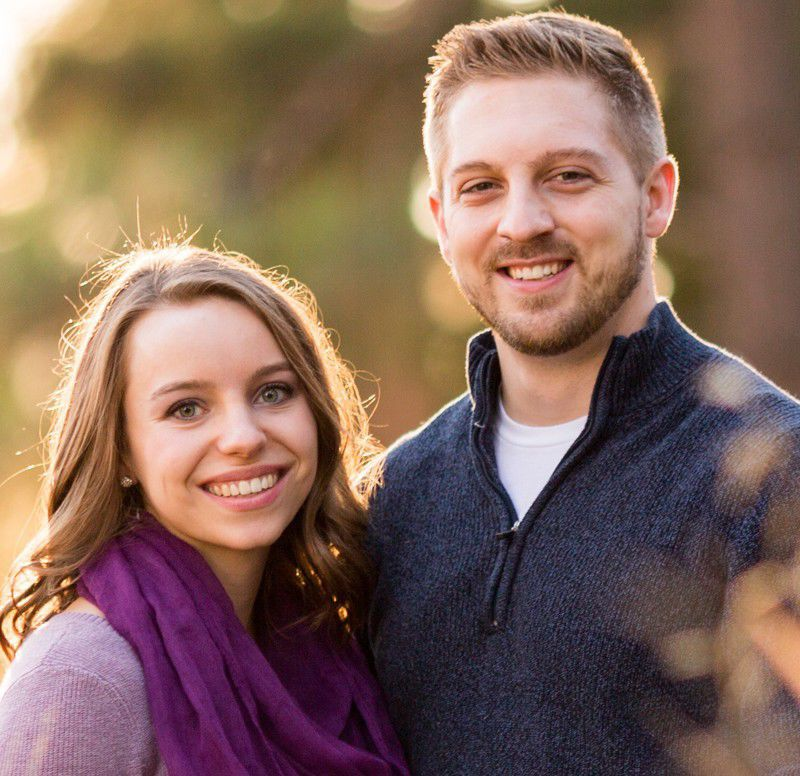 Nicole Ellenbecker and Jake Wilson