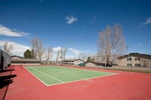 Castlerock - Tennis Court