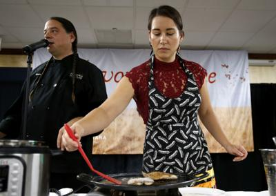 Food summit in Billings advocates for embracing pre-colonial Native American roots