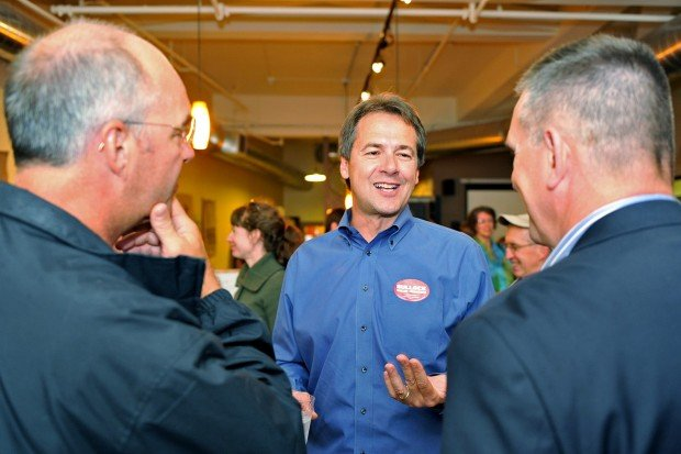 Steve Bullock after primary