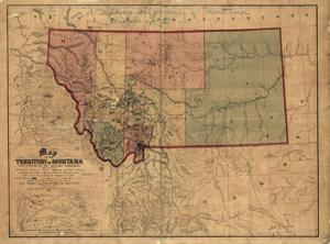 12 random facts about Montana's 56 counties