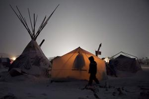 Wyoming Standing Rock activist acquitted on charges
