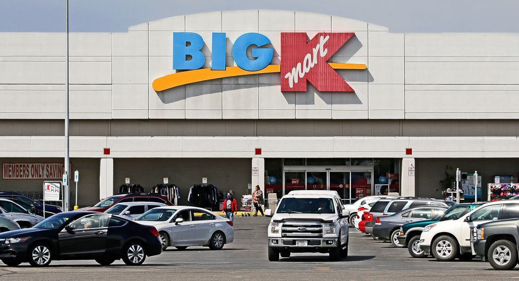 Billings Kmart to close, along with 67 other Kmarts, 10