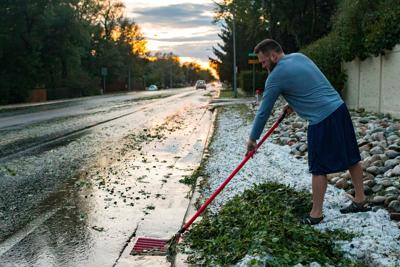 Hail and storm damage