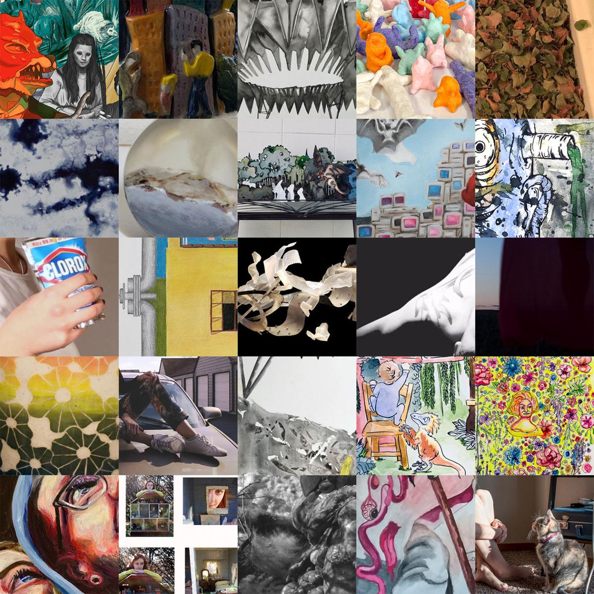 2021 Juried Student Exhibition