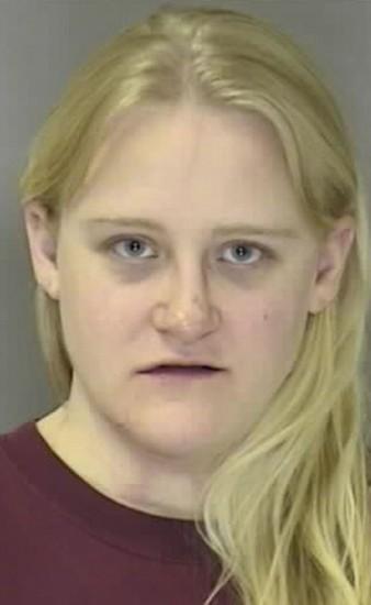 Woman, driving pants-less, sentenced in felony DUI