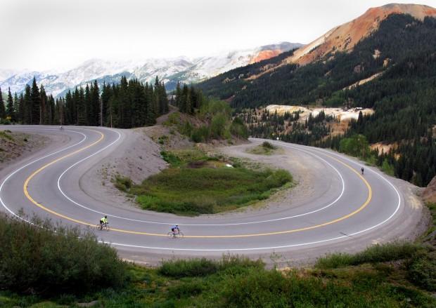 'Colorado Cols' cycling tour