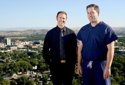 Dr. Kris French and Dr. Ben Sickler