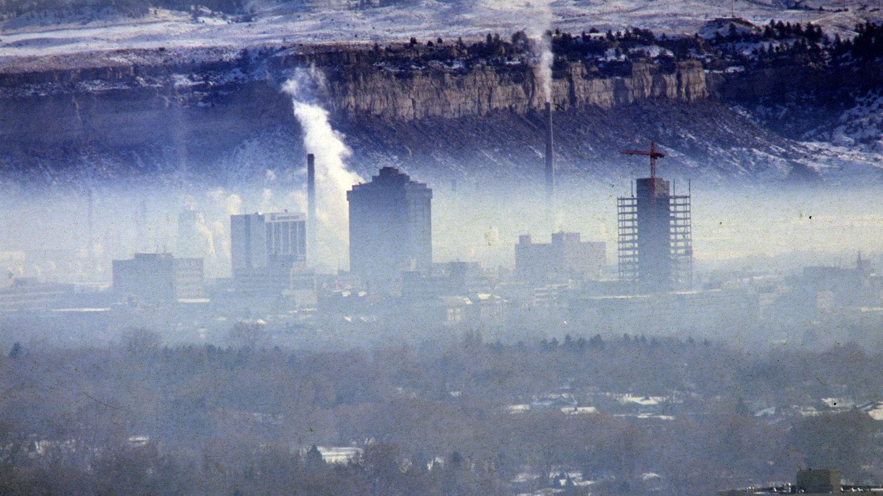 investigating air pollution By carefully investigating the early stages of design and development in industrial processes eg, those methods which have minimum air pollution potential can be selected to accomplish air-pollution control at source itself.