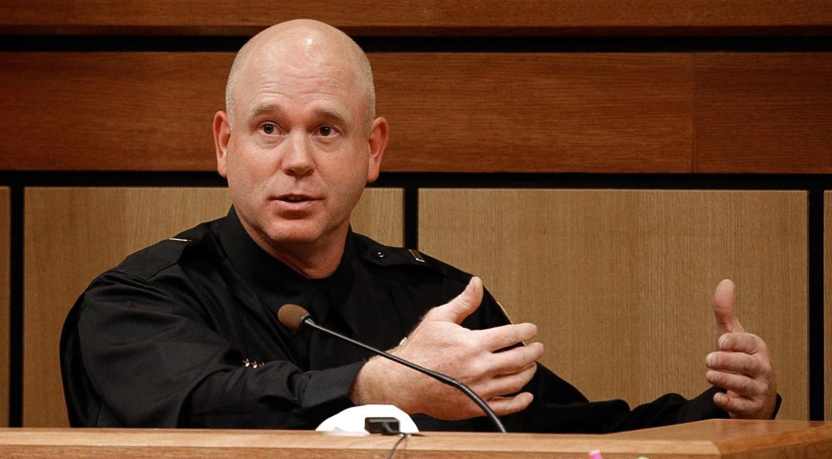 Brian Korell at John Marshall inquest