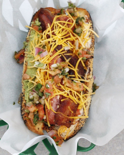 The Burger Dive: Mazatlan Dog