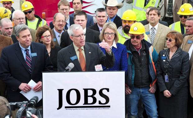 Republican jobs bills