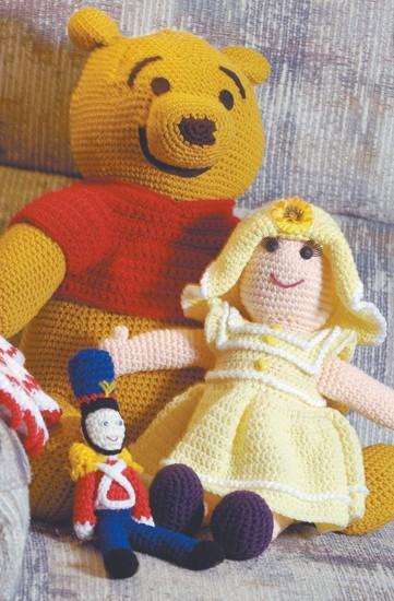 Billings woman hooked on crocheting