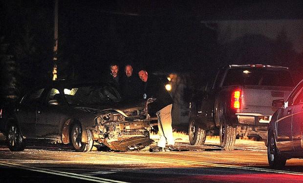 Highway 3 wreck