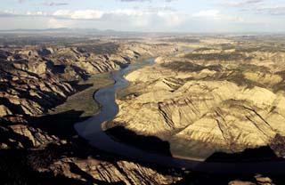 The Missouri Breaks: 377,246 acres of controversy
