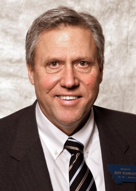 Sen. Jeff Essmann, R-Billings