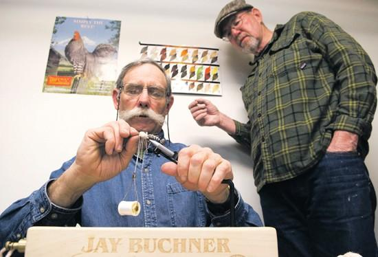 Jackson fly expert employs knowledge of local entomology