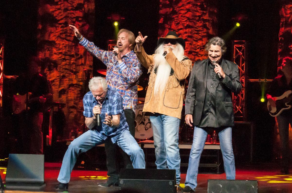 Oak Ridge Boys return to ABT for Christmas concert | Enjoy Billings ...