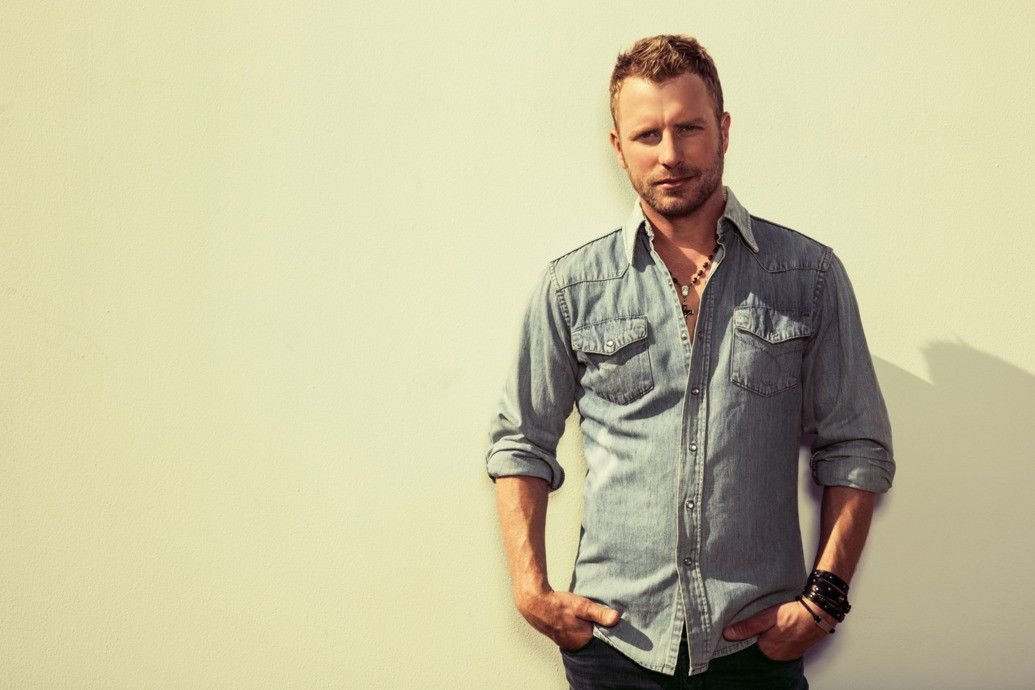 Dierks Bentley Playing Metrapark In Billings April 22