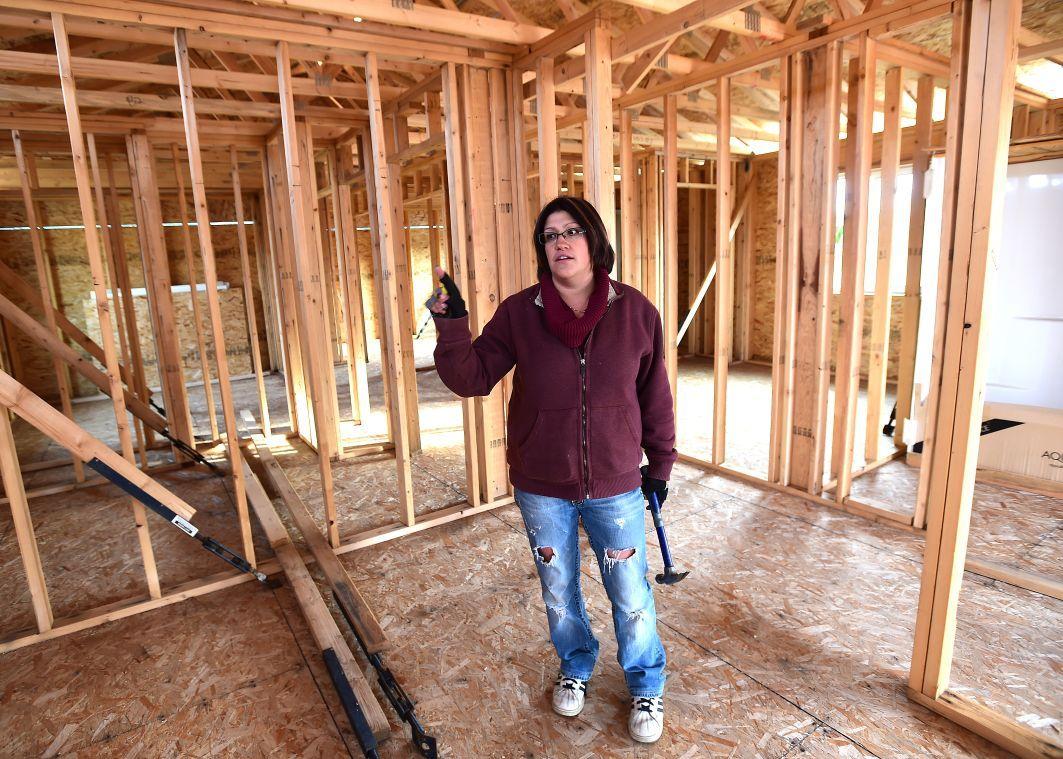 Habitat home owner