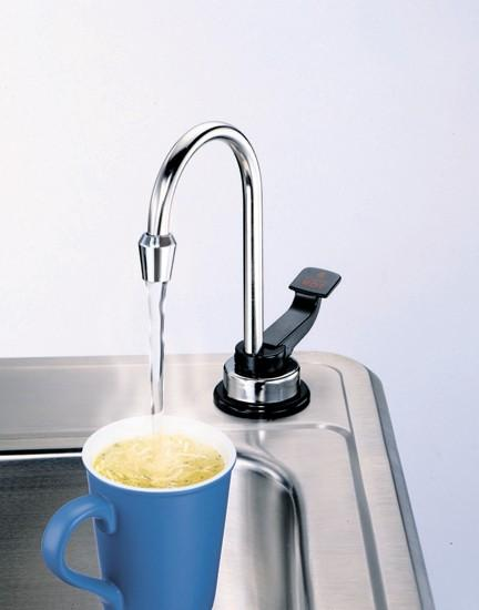 Bon James Dulley: Sink Mounted Hot Water Dispensers Provide Hot Water Instantly