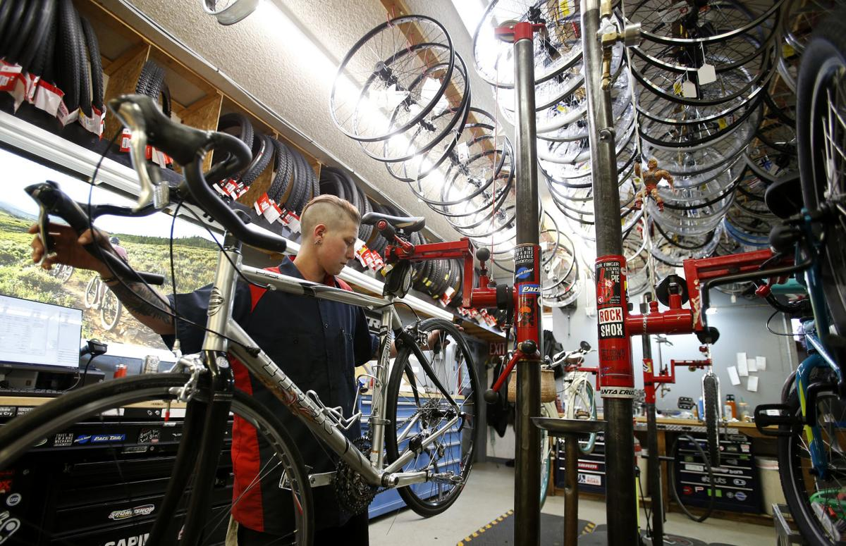 Bicycle Sales