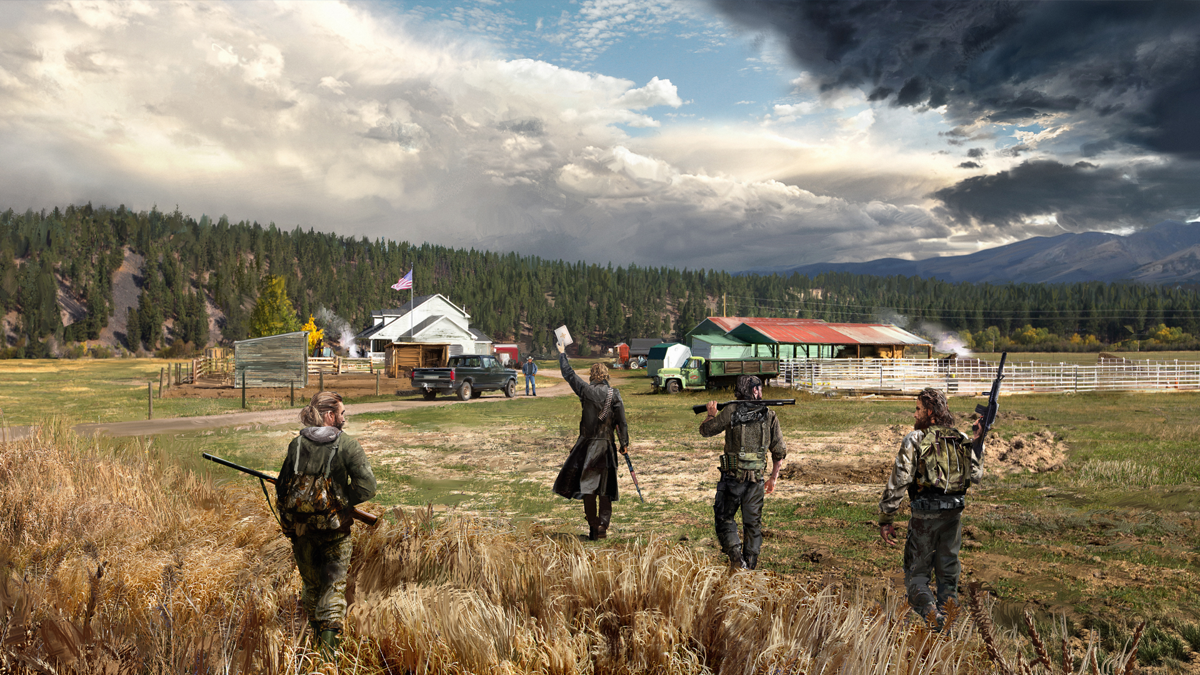 The Next Far Cry Video Game Is Set In Rural Montana Features Billingsgazette Com