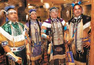 Montana, Wyoming tribal leaders work to restore culture of health