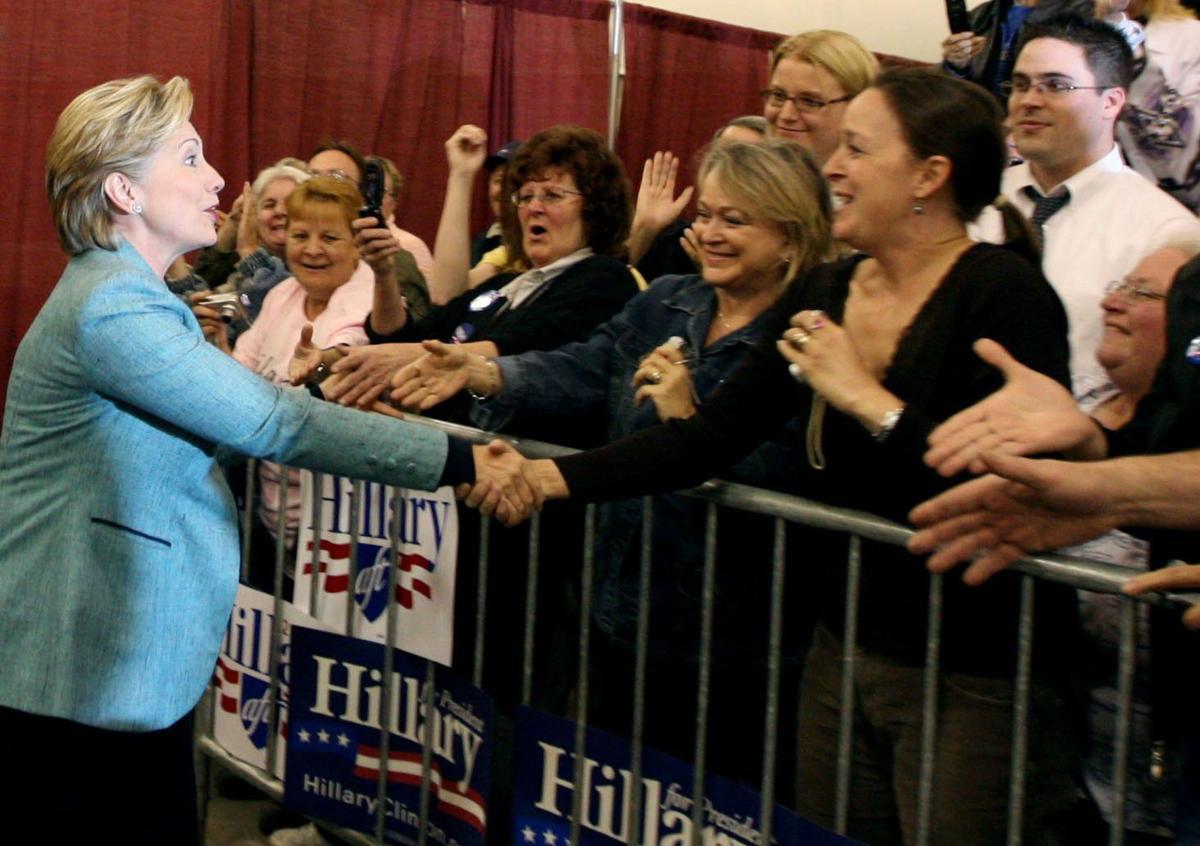 Hillary Clinton Montana