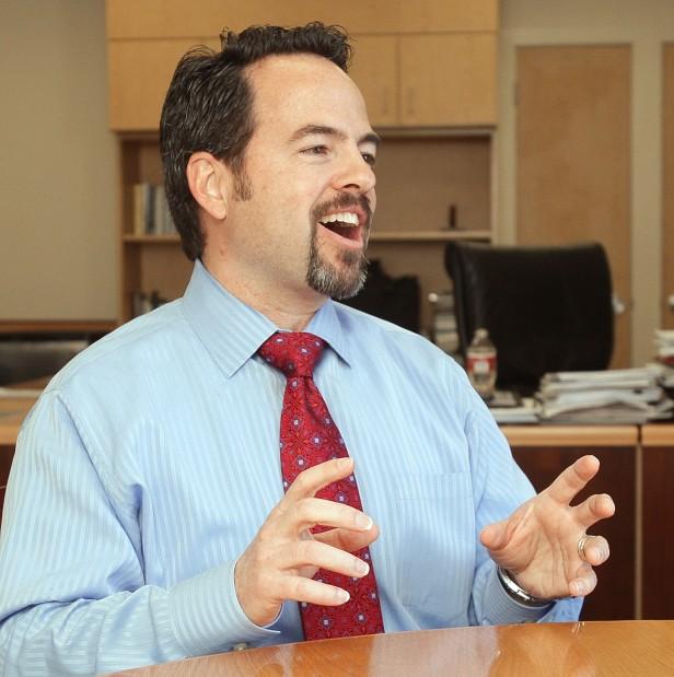 St. Vincent Healthcare CEO