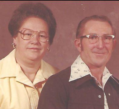 Herman and Nora Debus