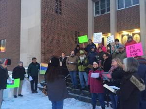 Unity sought during interfaith service in downtown Billings