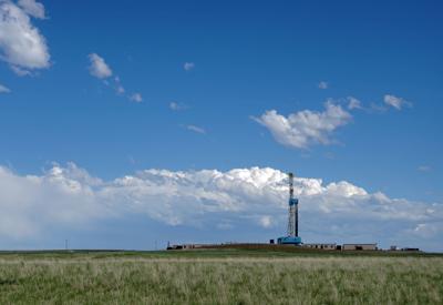 PRB Oil Drilling