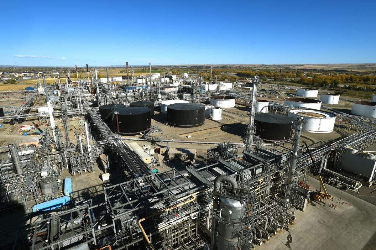 Regular 'turnarounds' at area's 3 refineries drop millions