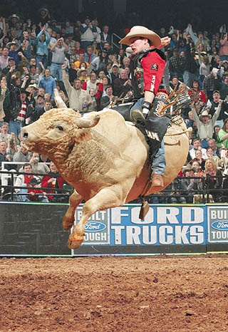 Chris Shivers Is 2 Weeks Away From A Chance At Pbr History