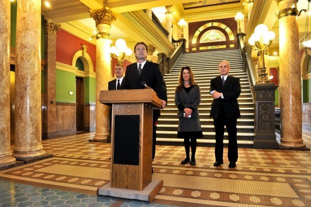 Gov.-elect announces first cabinet members