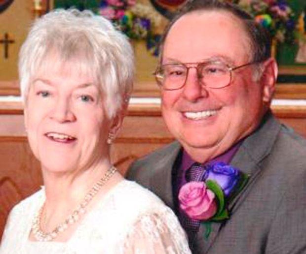 Loretta VanSky and Roy Schmidt