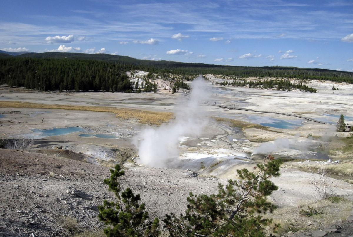 Yellowstone-Hot Spring Trespassing
