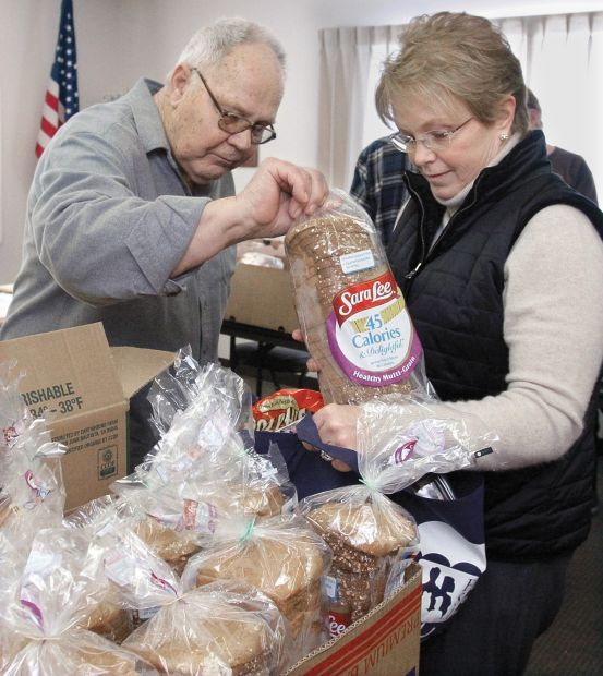 Family Services food for Seniors