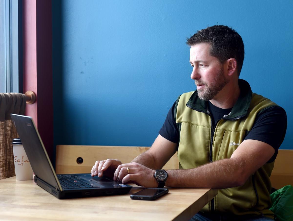 DropTrip Founder Doug Warner