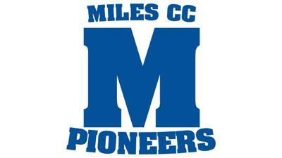 Miles Community College Pioneers logo