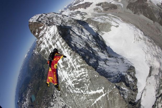 Matterhorn test flight