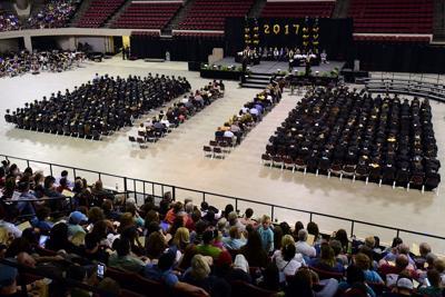 West High graduation