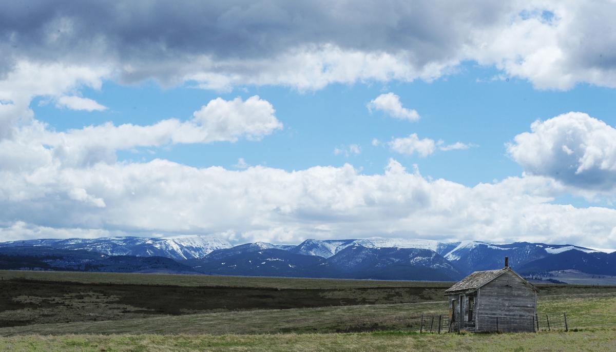 Big Snowy Mountains