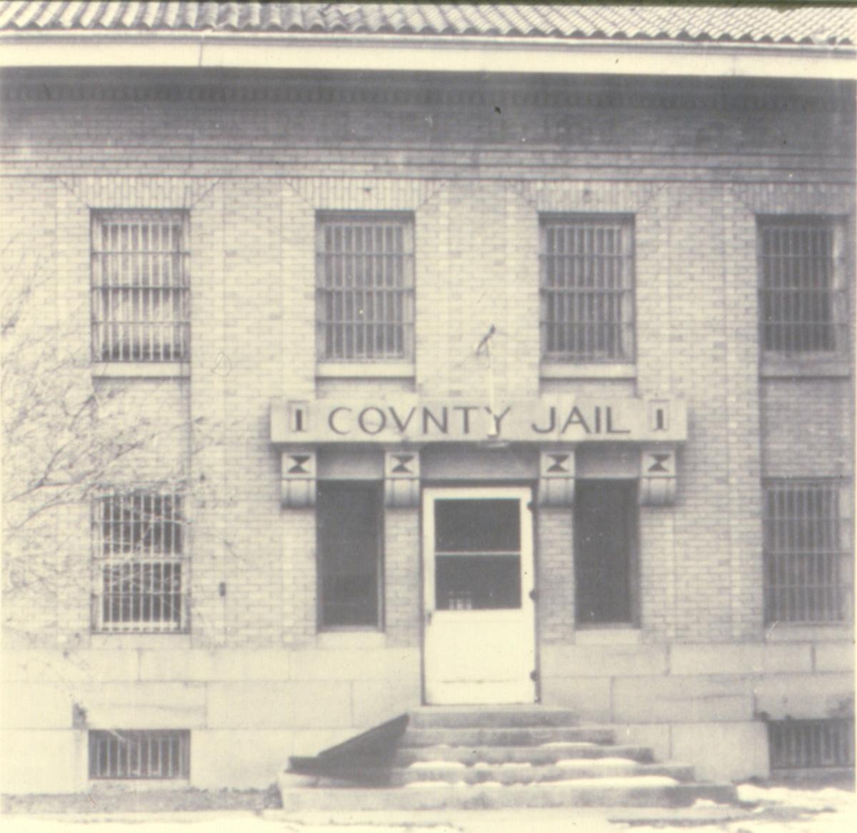 Original Yellowstone County Jail