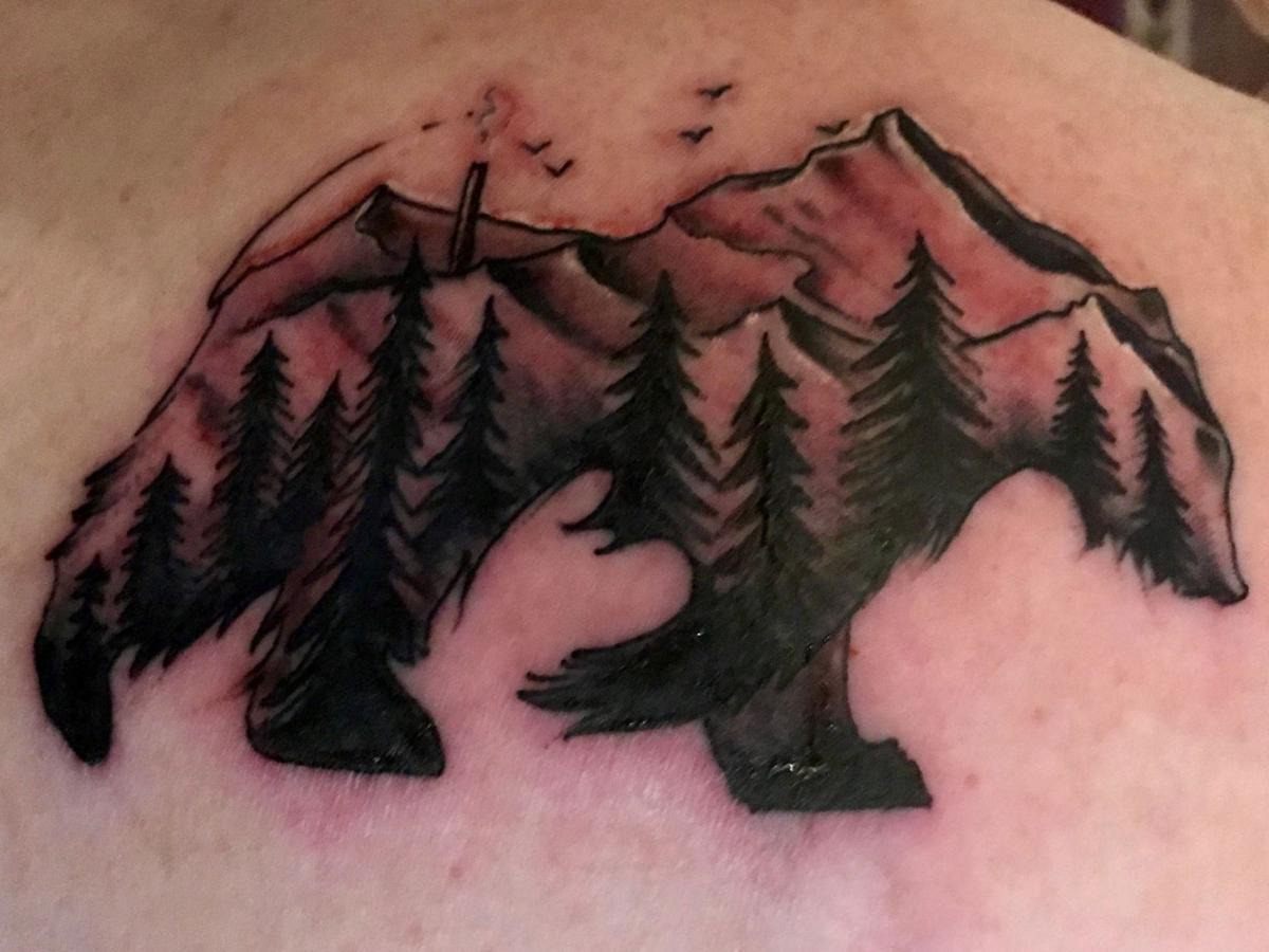 On The Wild Side Montana Inspired Wildlife Tattoos